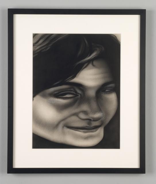 , 'Untitled (Distorted Faces series),' 1980, PRAZ-DELAVALLADE
