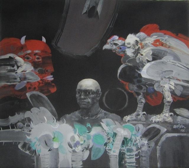 , 'Elegía a Picasso ,' 1988, Galería Duque Arango
