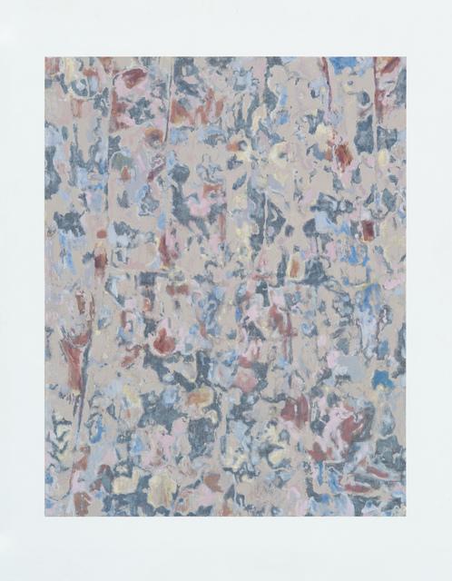 , 'Refrain 5,' 2016, Galerie Hans Mayer