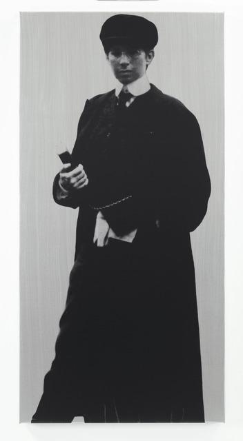 , 'Silver Yentl (My Elvis) ,' 1993, Brand New Gallery