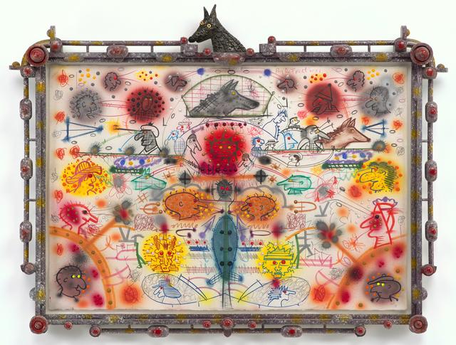 , 'Untitled,' 2001, Brian Gross Fine Art
