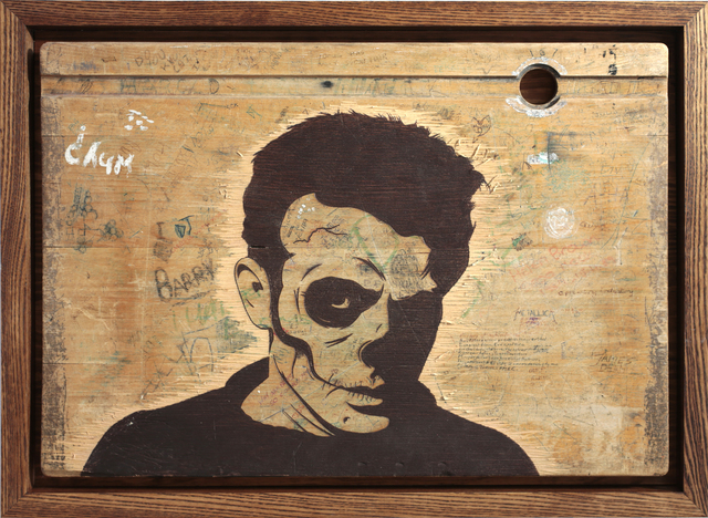 , 'James Dean,' 2014, StolenSpace Gallery