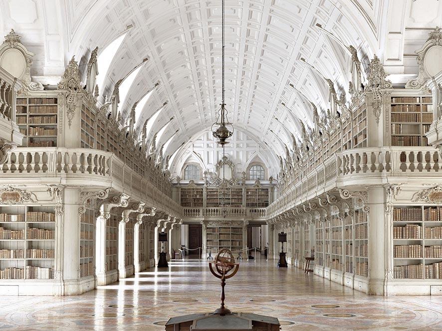 Biblioteca di Mafra I, Portugal