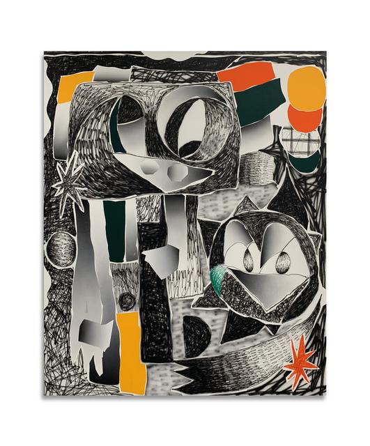 Barry Reigate, 'Shuffling Within A Cul De Sac', 2018, Frestonian Gallery