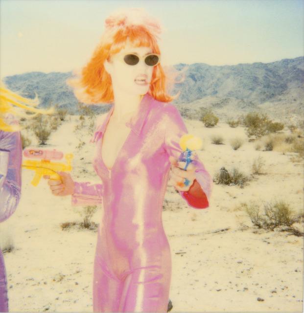 Stefanie Schneider, 'Radha Shooting I ', 1999, Instantdreams
