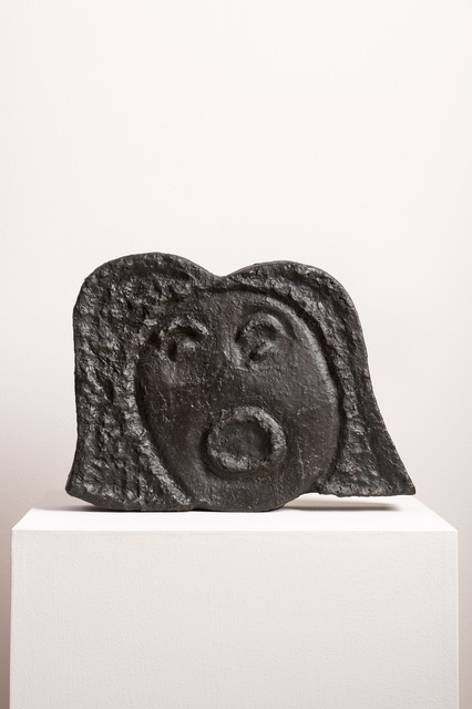 , 'HEAD 1,' 2014, McClain Gallery