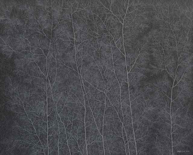 , 'Portrait of Trees No. 8,' 2015, Art+ Shanghai Gallery