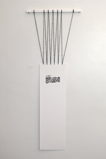 Ann Grim, 'Un baiser ', 2016, Mannerheim Gallery