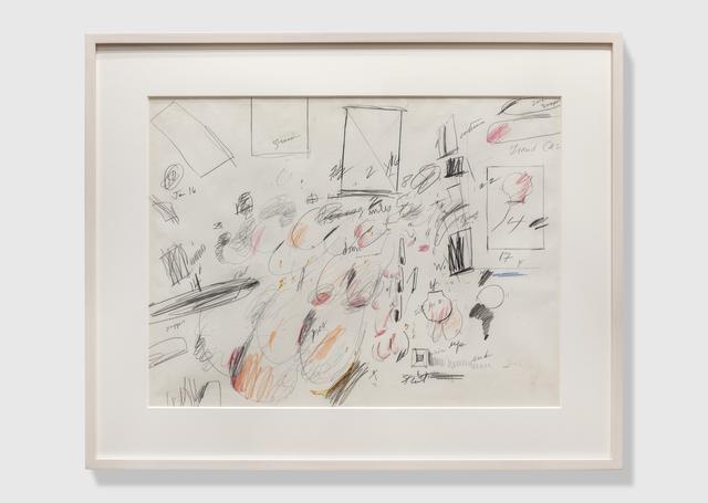 , 'Untitled,' 1969, Simon Lee Gallery