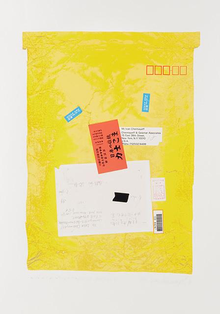 Ivan Chermayeff, 'Innocent Japanese Person', 1982, Alpha 137 Gallery