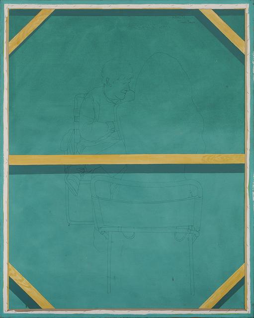 , 'Green grass,' 1971, Charles Nodrum Gallery