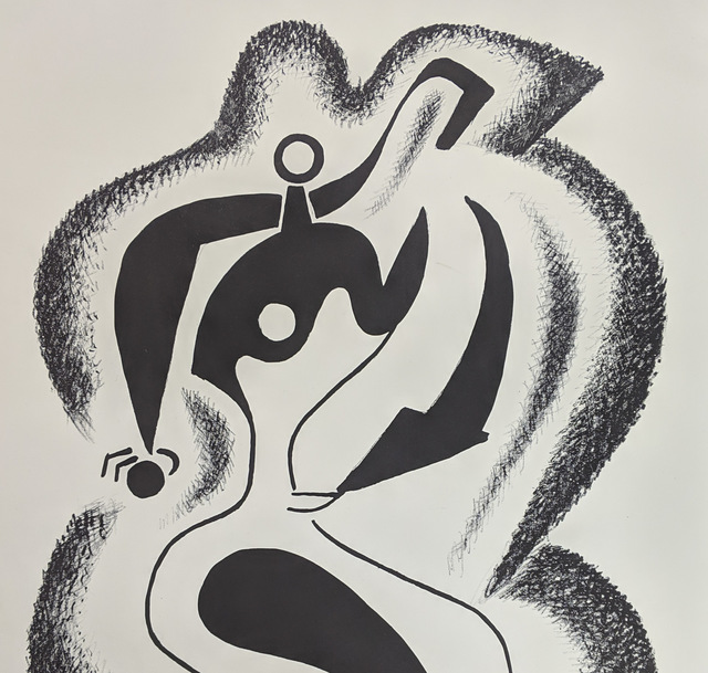 Alexander Archipenko, '2 Lithographs', Print, Lithographs on rives paper, Capsule Gallery Auction