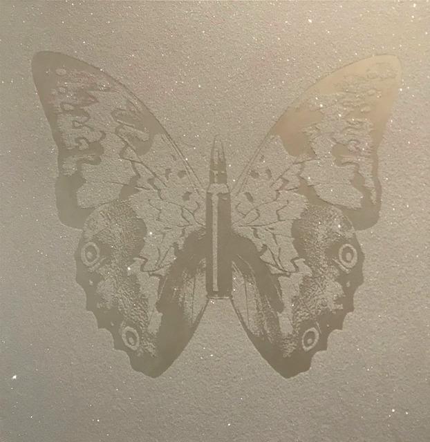 , 'Pearl on white bulletfly II,' , Art Angels