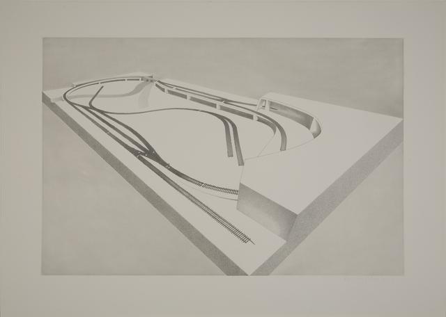 , 'Curiosity killed the cat,' 2013-2015, Zilberman Gallery