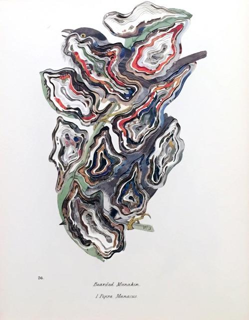 , 'Pepra Manacus,' 2015, Octavia Art Gallery