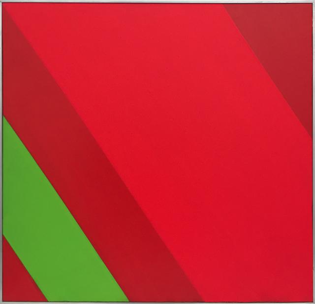 , 'Einzelung/ Isolation Et 1,' 1978, Walter Storms Galerie