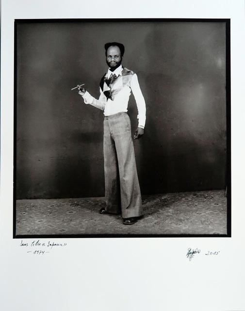 , 'Sans titre (un sapeur),' 1974, Magnin-A