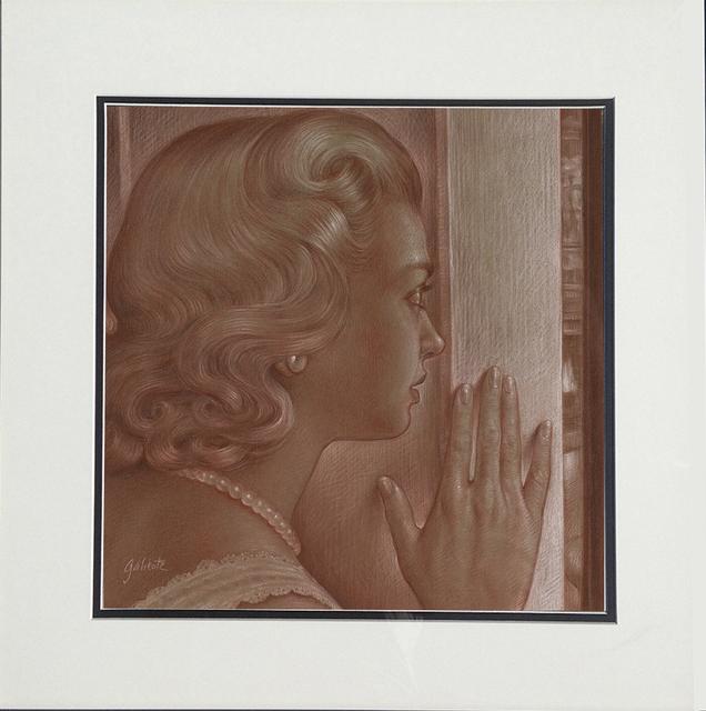 , 'The Visitor (Study),' , LAUNCH LA