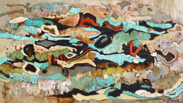 , 'Blake Island,' 2018, Foster/White Gallery
