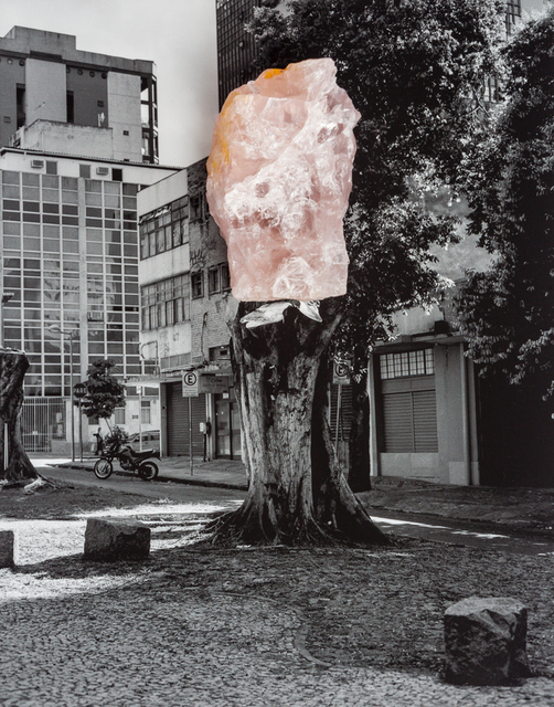 , 'Reconstruction #5,' 2017, Athena Contemporânea