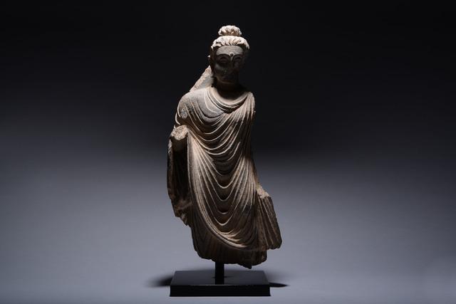 , 'Statue of Buddha,' ca. 250, ArtAncient