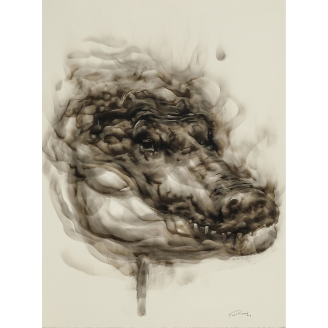 Diane Victor, 'Crocodile', 2018, PIASA