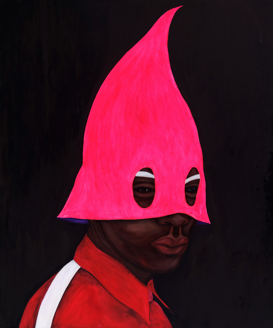 , 'Assassino Nº 22, from the Negra series,' 2015, Portas Vilaseca Galeria