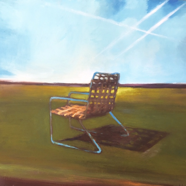 , 'His Old Chair,' 2016, Sue Greenwood Fine Art