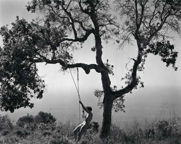 , 'Winter Idyll (Charis),' 1945, Scott Nichols Gallery