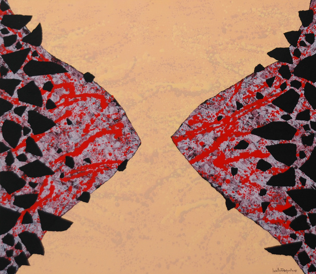, 'Two-Headed Hill I,' 2011, Museum of Modern Art Dubrovnik