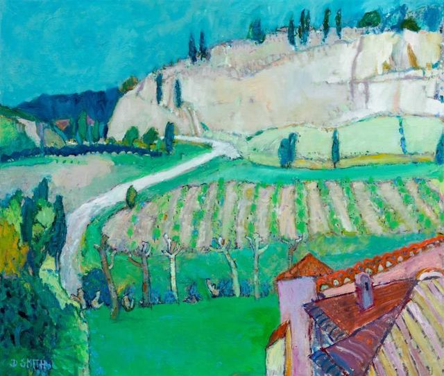 , 'Argens, Minervois,' 2018, Lime Tree Gallery