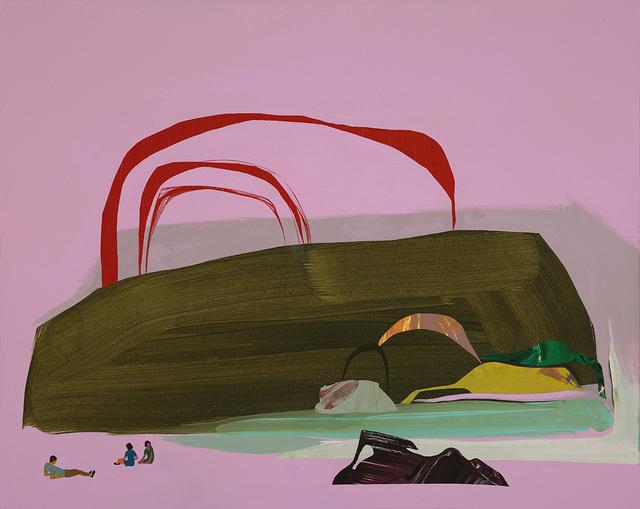 , 'Blood Moon,' 2016, Hashimoto Contemporary