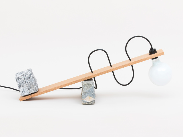 , 'Souvenir 146 - Counterweight Light #1,' 2017, Fisher Parrish Gallery