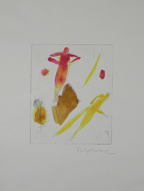 Peter Degendorfer, 'Untitled', 1992, Sylvan Cole Gallery