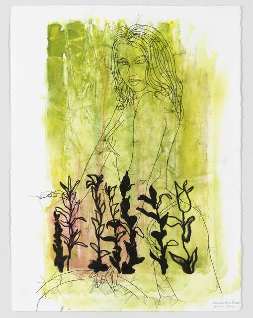 , 'Black Forest Sweetheart,' 2017, Goodman Gallery