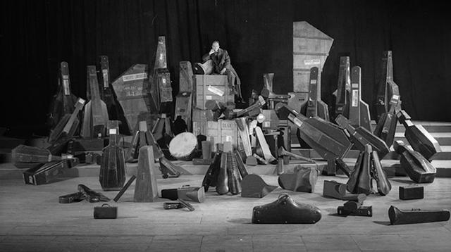 , 'Igor Markevitch, Départ Pour I'Amérique,' 1960, Galerie Dumonteil