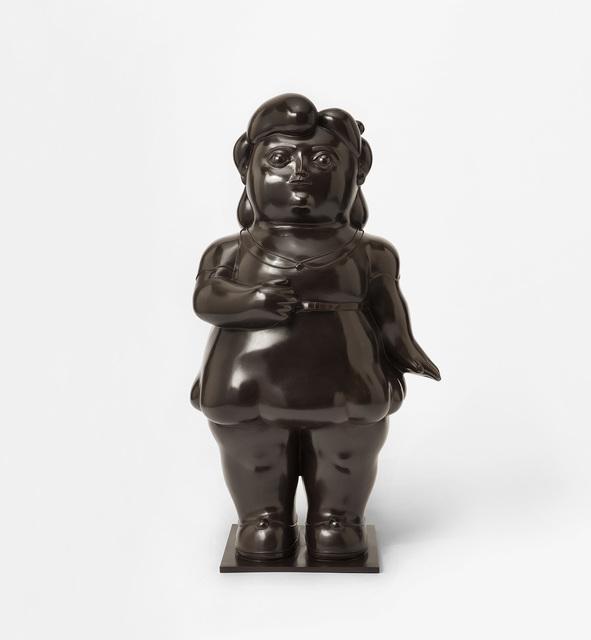 Fernando Botero, 'Niña', 1981, Phillips