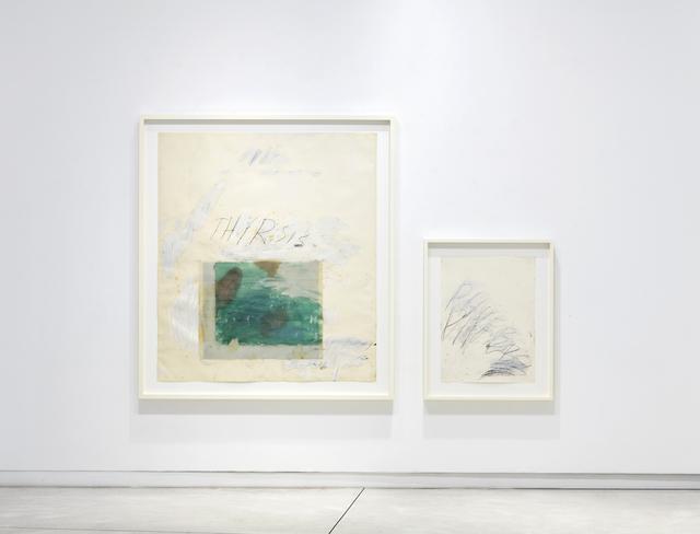 , 'Thyrsis,' 1976, Galerie Karsten Greve