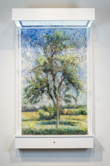 , 'The Wedding Tree,' 2015, Ronald Feldman Gallery
