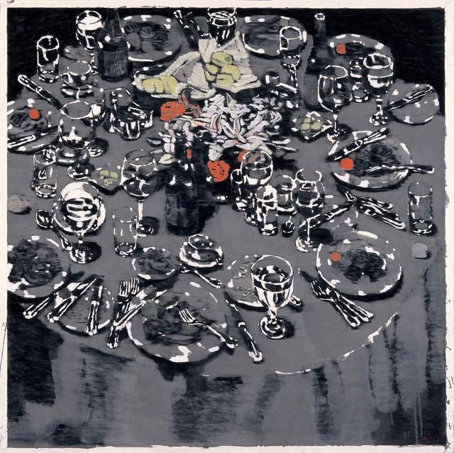 , 'Some Dinner,' 2007, Artvera's Art Gallery
