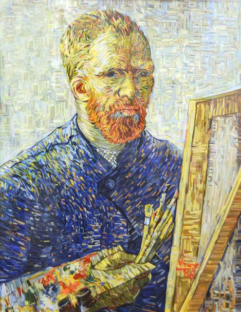 , 'Monument--Self Portrait as an Artist (Vincent van Gogh),' , Guarisco Gallery