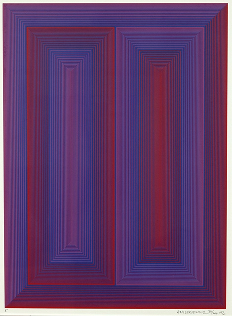 , 'Sequential X,' 1972, Alpha 137 Gallery