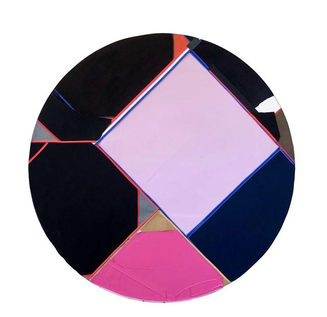 , 'MJB ROUND,' 2018, Pékin Fine Arts