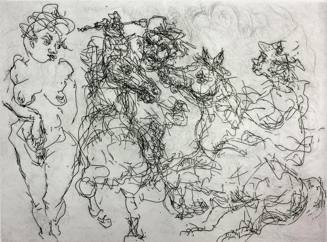 , 'Racetrack #2,' 2015, C. Grimaldis Gallery