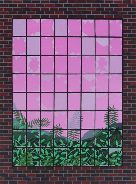 , 'Untitled (Window),' 2014, Gallery NAGA