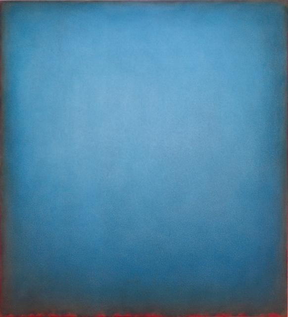 , 'Middle Kingdom 10 (Blue),' 2019, Winterowd Fine Art