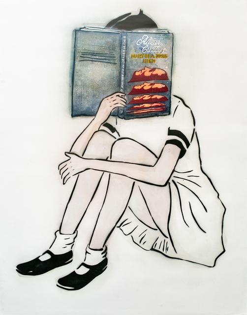 MANDO (Amanda Marie), 'Diary Of A Drug Fiend - Crowley', 2018, Paradigm Gallery + Studio