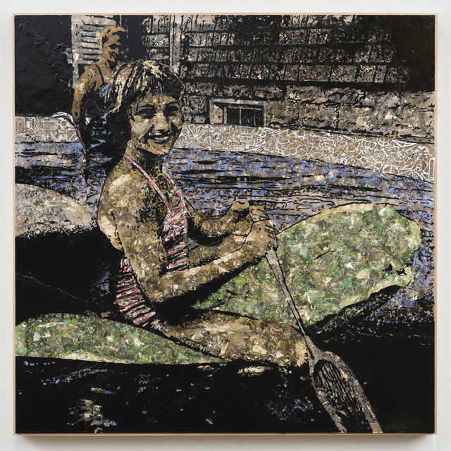 , 'Paddler,' 2016, Galerie Lelong & Co.