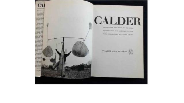 Alexander Calder, 'Calder Works', 1971, Leviton Fine Art