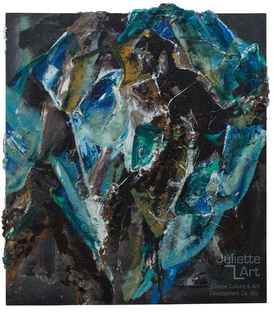ZhuMa Yujiang, 'Mountains and Rivers Ownership series No.28', 2019, Juliette Culture and Art Development Co. Ltd.